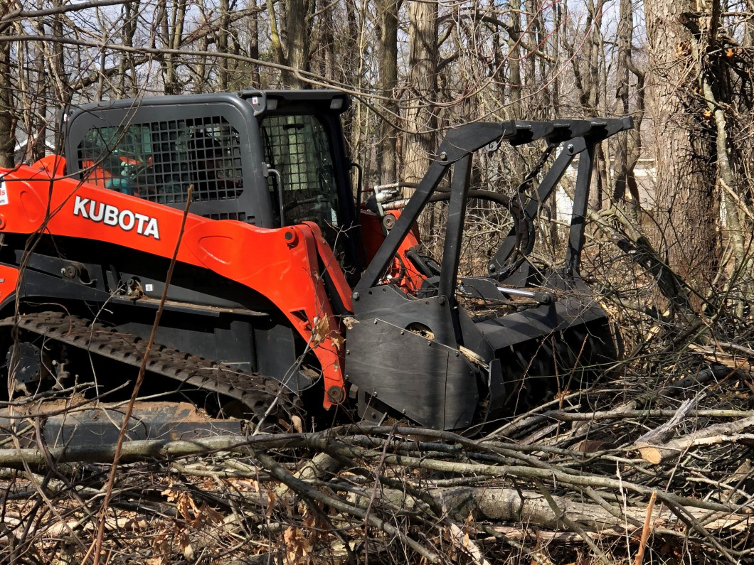 Exclusive Lawn care is your solution for land clearing in Kalamazoo MI and surrounding areas!